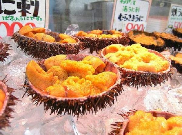 Chả nhum Phú Quốc