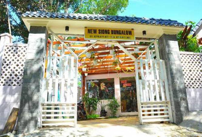 New Siong Bungalow phú quốc