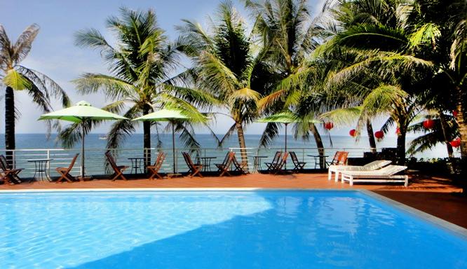 Khách sạn hương biển Phú Quốc