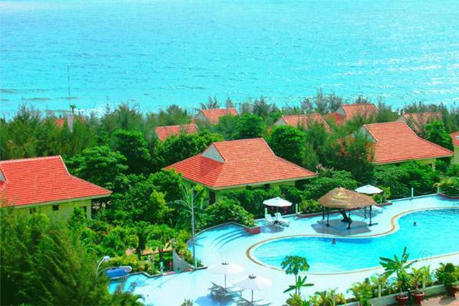 Khash sạn Thiên Hải Sơn Phú Quốc