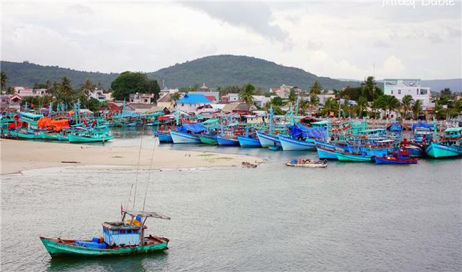 Làng chài cổ Hàm Ninh Phú Quốc