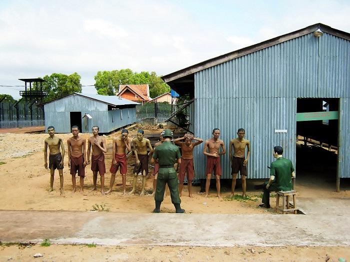 Nhà tù Phú Quốc - nơi ghi dấu lịch sử thương đau mà anh dũng của dân tộc