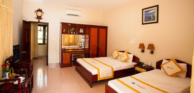 Phòng khách sạn Thiên Hải Sơn Phú Quốc