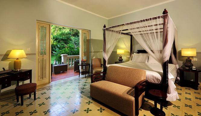 Phòng nghỉ tại La Veranda resort Phú Quốc
