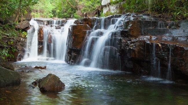 Suối Đá Ngọn tại vườn Quốc gia Phú Quốc