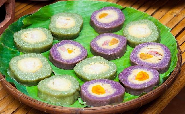bánh tét mật cật Phú Quốc