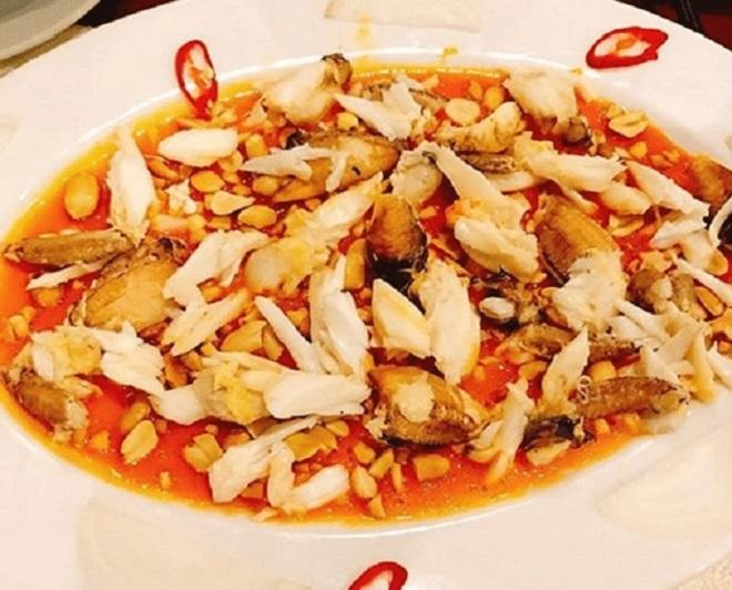 Đệ nhất Tiết canh cua Phú Quốc
