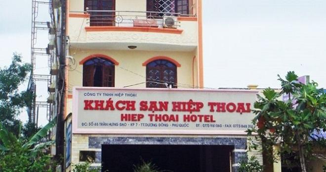 Khách sạn Hiệp Thoại