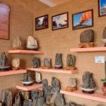 Hiện vật bên trong bảo tàng cội nguồn Phú Quốc