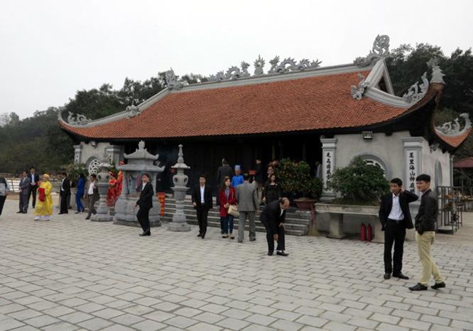 Đền thờ Nam Hải Thần Vương Đồ Sơn