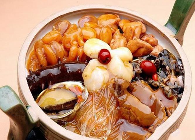 Món ăn hải sâm Phú Quốc