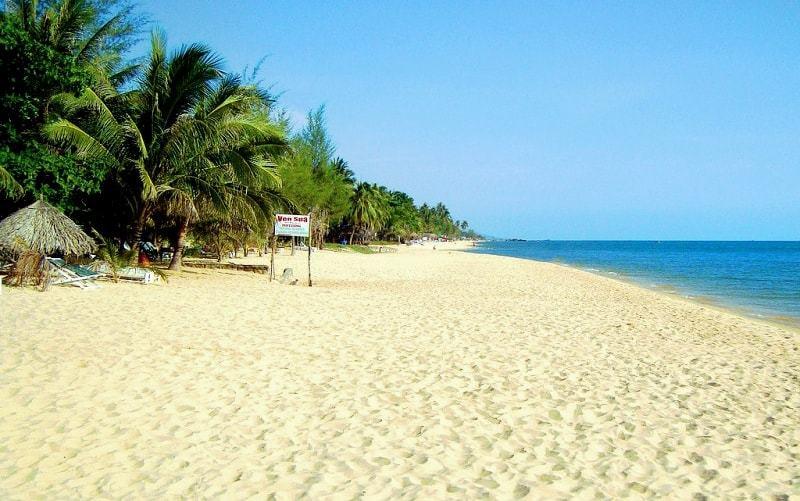 Bãi Trường là bãi biển dài nhất ở Phú QuốcBãi Trường là bãi biển dài nhất ở Phú Quốc