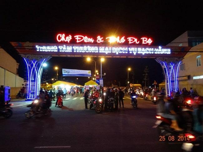 Chợ đêm Bạch Đằng Phú Quốc