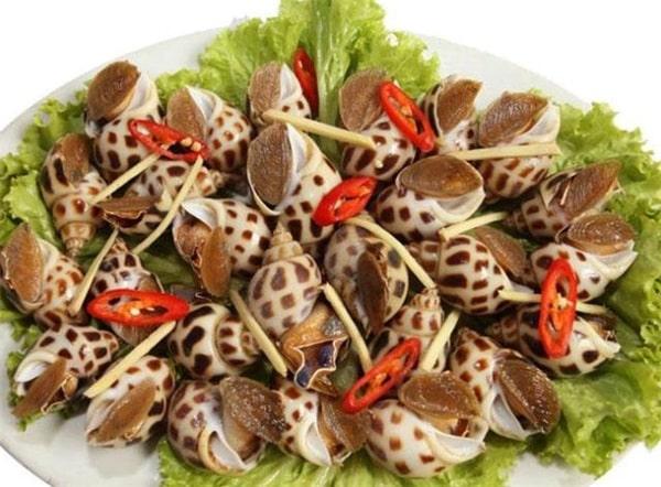 Ốc hương - đặc sản số 1 của Phú Quốc