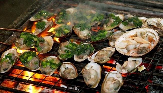 Các món từ nguồn hải sản tươi sống mang hương vị của biển đảo Phú Quốc