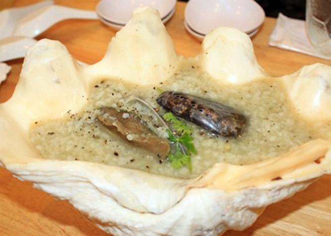 Cháo bào ngư Phú Quốc
