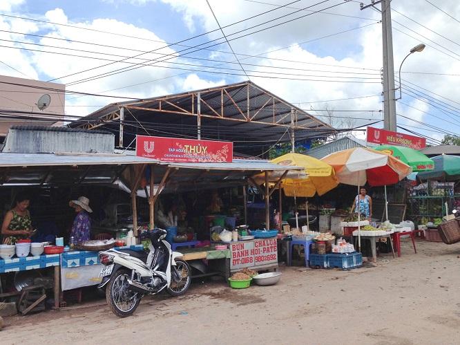 Chợ Hàm Ninh Phú Quốc