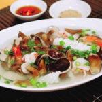 Món ăn từ nấm tràm Phú Quốc