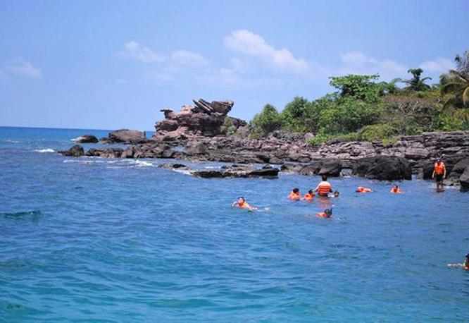 Mũi Gành Dầu Phú Quốc - địa điểm du lịch không nên bỏ lỡ.