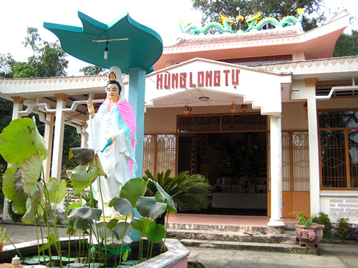 Chùa Hùng Long Phú Quốc
