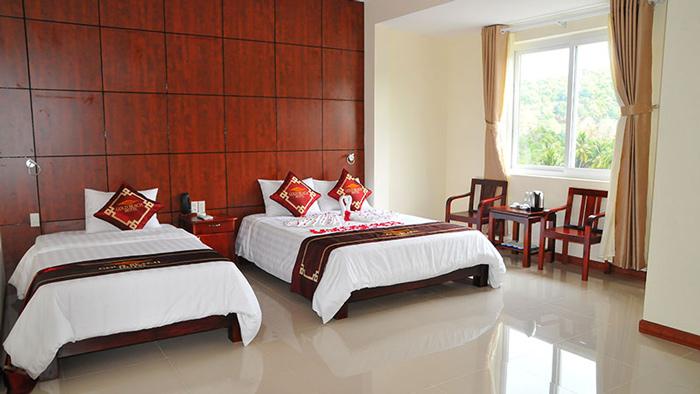 Phòng khách sạn Gold Phú Quốc