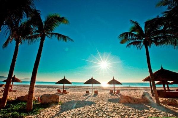 Bãi Sao được mọi người chọn một trong những bãi tắm đẹp nhất tại Phú Quốc