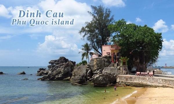 Ngắm hoàng hôn tại Dinh Cậu là trải nghiệm khó quên với du khách