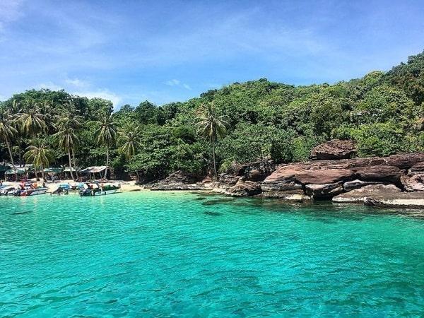Ngắm hệ sinh thái san hô vô cùng phong phú ở hòn Móng Tay Phú Quốc