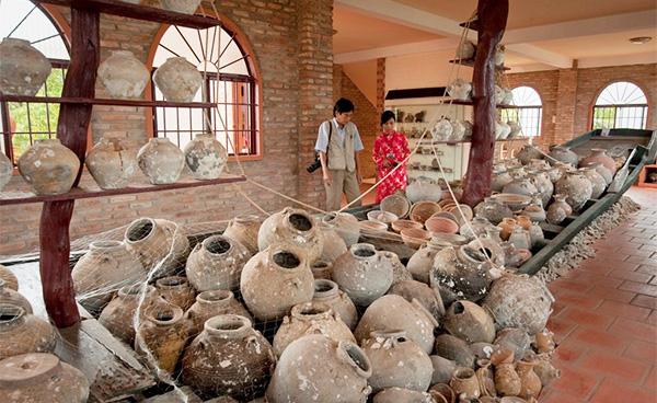 Bảo tàng cội nguồn- nơi đa dạng và phong phú các hiện vật