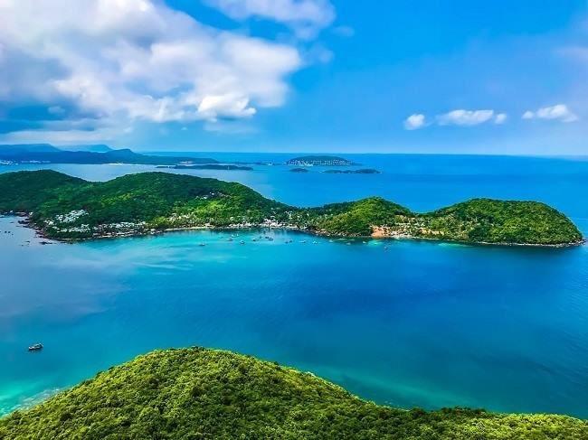 Hòn Thơm Phú Quốc là một trong những địa điểm yêu thích nhất của du khách