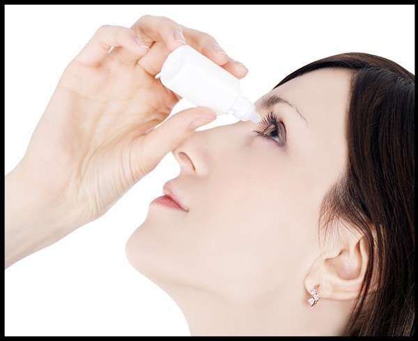 Thuốc nhỏ mắt