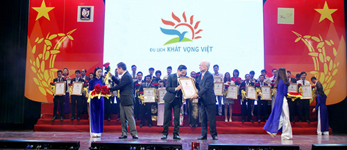 Du lịch Khát Vọng Việt – Tự hào thương hiệu Việt Nam 2015