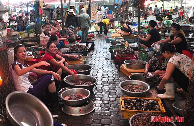 Chợ cảng Cửa Lò