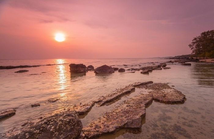 Có bao giờ bạn hỏi đảo Ngọc mùa nào đẹp nhất?