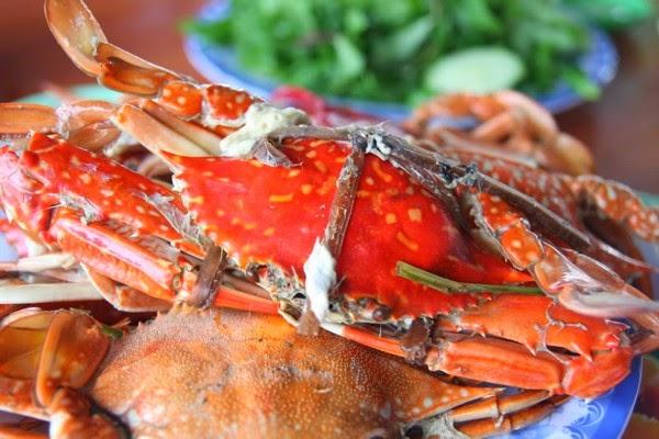 Ghẹ Ninh Hàm Phú Quốc