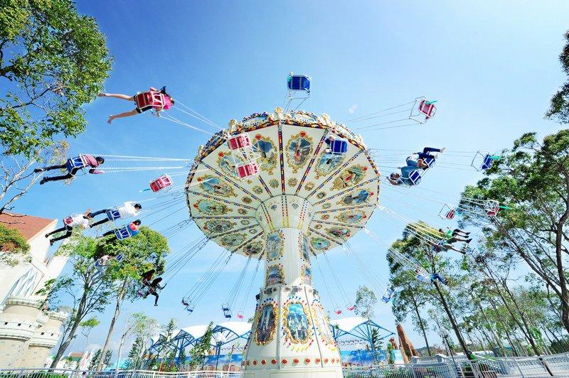 Khu vui chơi Vinpearl Land Phú Quốc