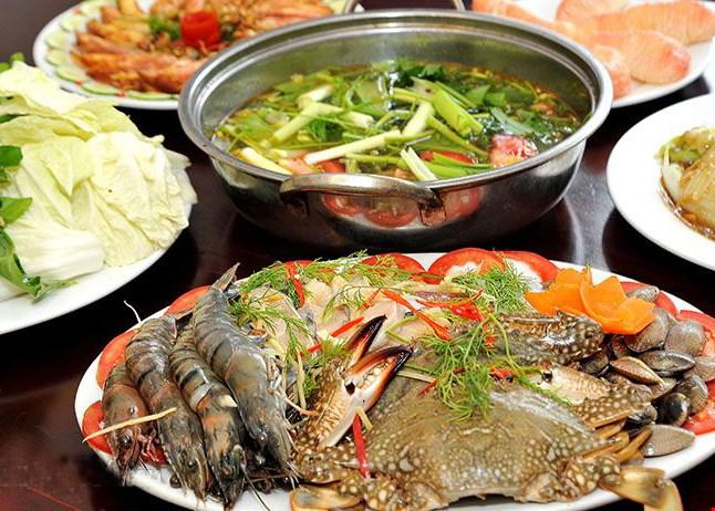 Lẩu ghẹ Phú Quốc