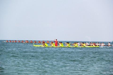 Lễ hội đua thuyền Phú Quốc