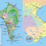 Bản đồ giao thông Đảo Phú Quốc