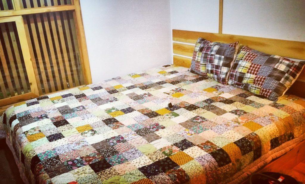 Không gian phòng ngủ Peace House