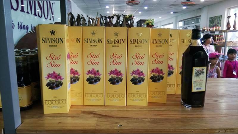 Rượu sim Sim Sơn