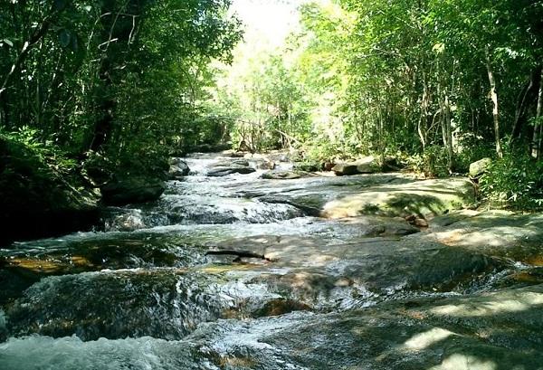 Giếng Tiên Phú Quốc có không gian hoang sơ và yên tĩnh