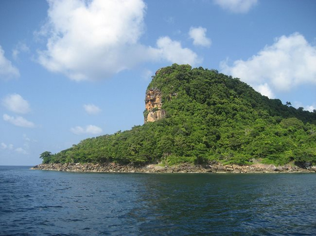 Mũi Gành Dầu Phú Quốc.