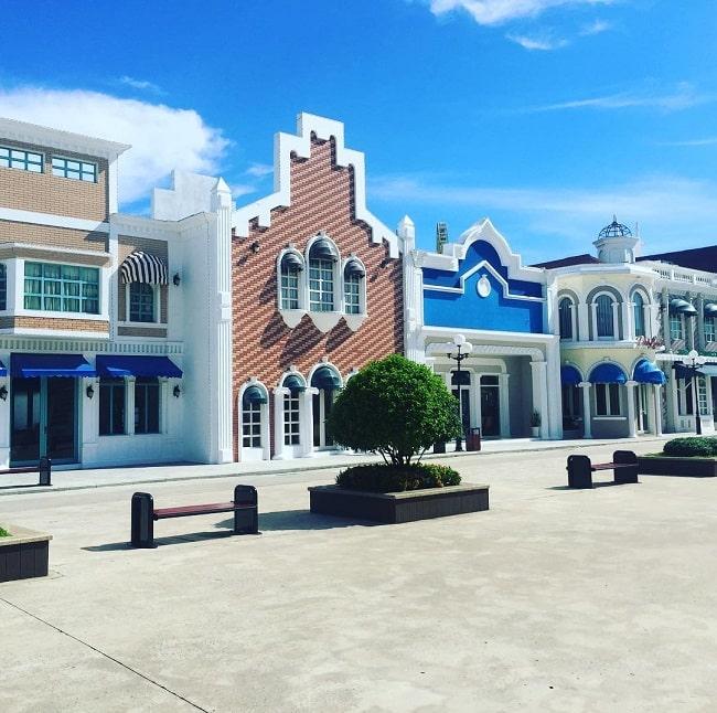 Thiên đường mua sắm ở Vinpearl Land Phú Quốc