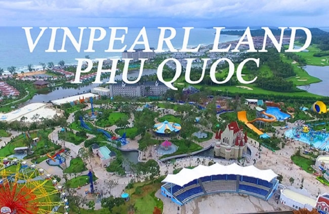 Vinpearl Land Phú Quốc trở thành điểm du lịch hấp dẫn, mới lạ cho khách du lịch trên khắp mọi miền đất nước